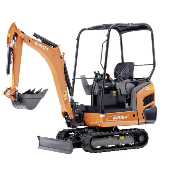 Mini Digger 1.5T
