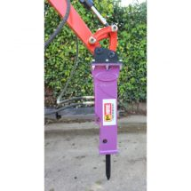 hydraulic pecker breaker