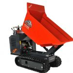 Tracked Skip Loading Dumper