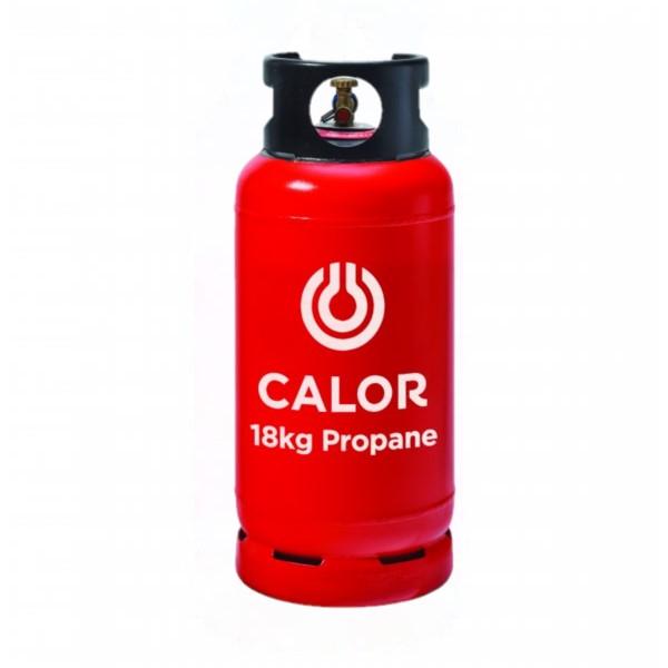 Calor Forklift Gas