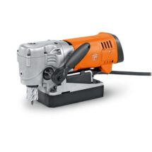 right angle magnetic drill