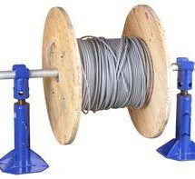 cable drum jack kit
