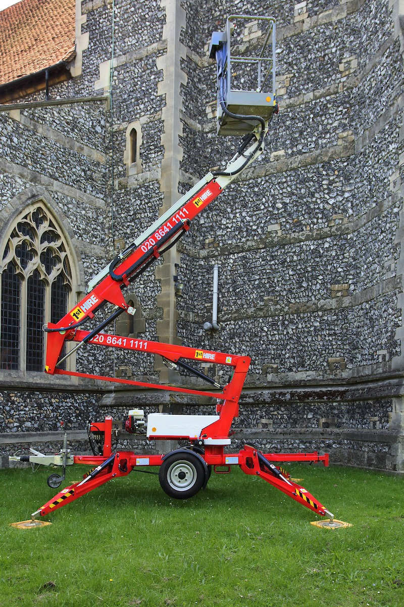 NiftyLift-Cherry Picker-12M